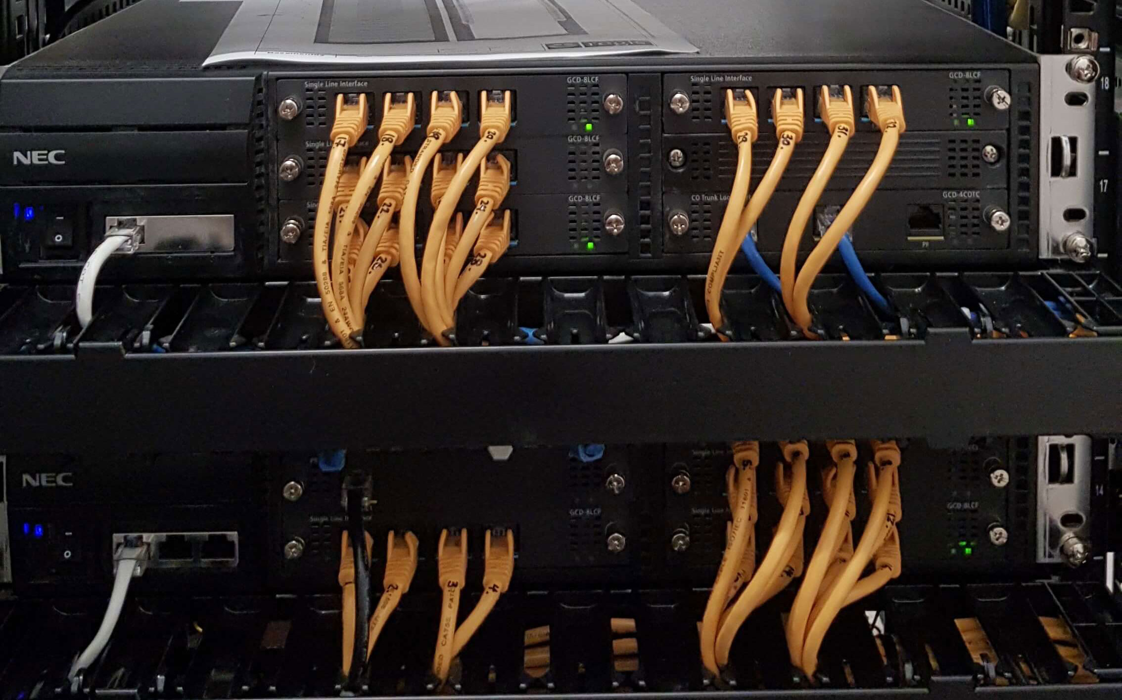 bsg neat cabling