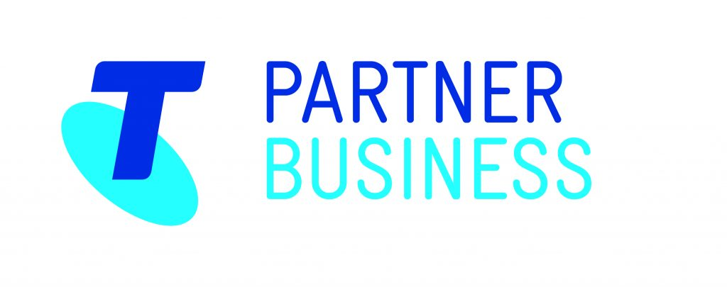 t partner business logo