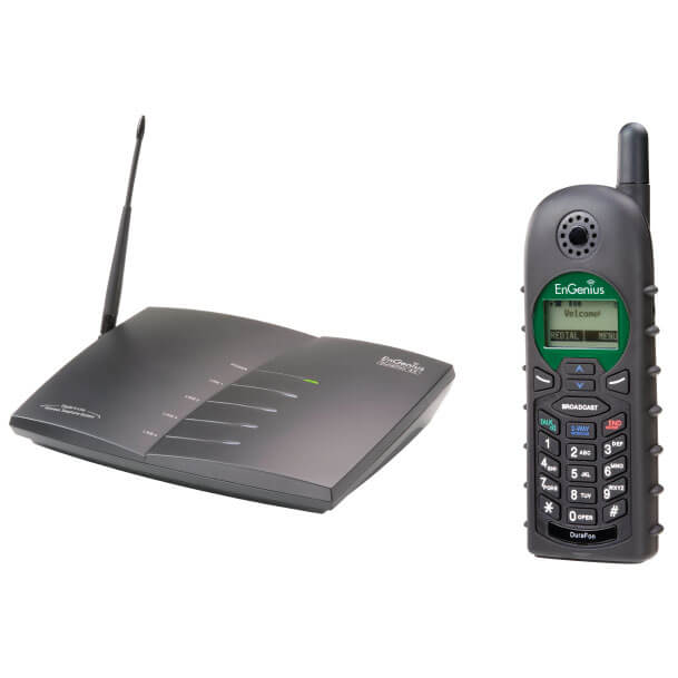 router and phone